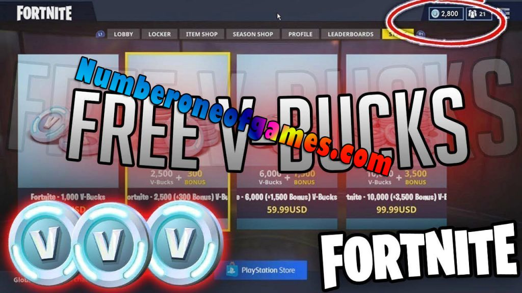 fortnite cheats vbucks download