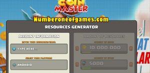 image coin master generaotr