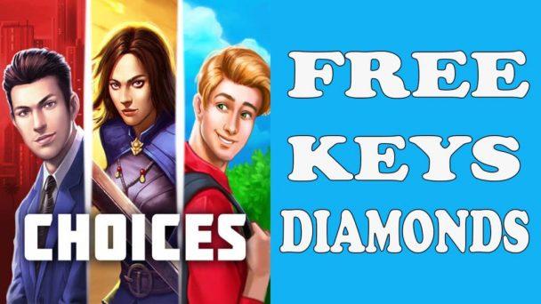 Choices hack diamonds free