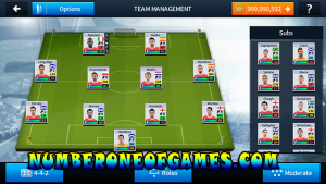 team with one milion coins