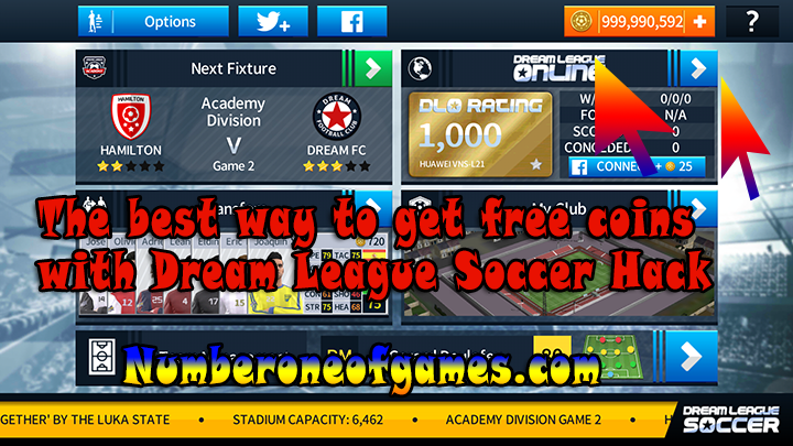 dream league soccer hack proof coins