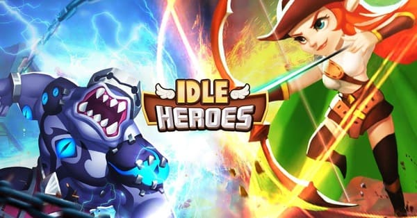 idle heroes main imh