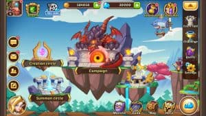 second image idle heroes